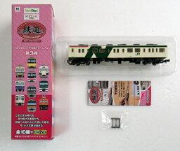【中古】ニューホビー/トミーテック 鉄道コレクション NewDays KIOSKオリジナル 第3弾(K560) 107系 日光線 クハ106-7【A】微細な塗装ムラはご容赦下さい。