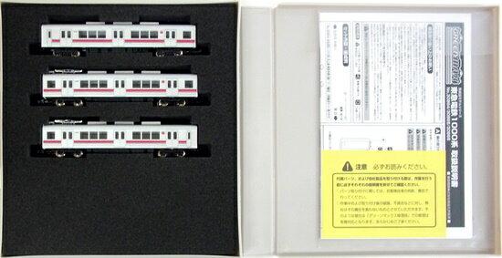鉄道模型, 電車 N 30864 1000(1013) 3()A
