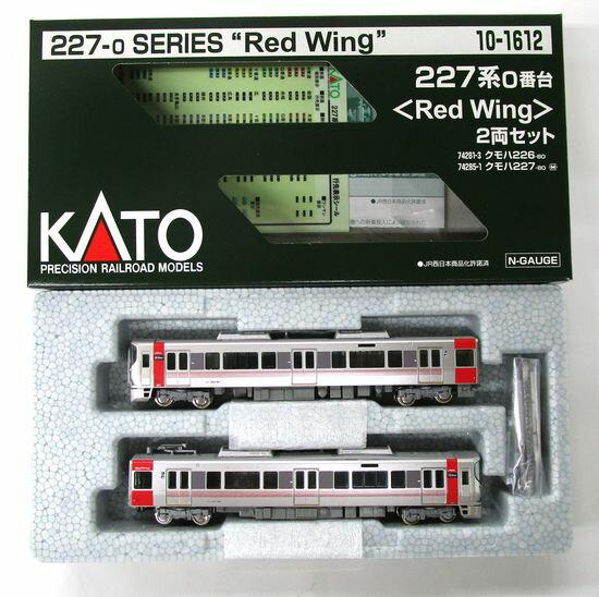 鉄道模型, 電車 NKATO 10-1612 2270 Red Wing 2 A