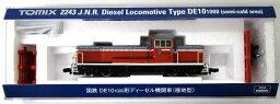【中古】Nゲージ/TOMIX 2243 国鉄 DE10-1000形 ディーゼル機関車 (暖地型) 【A】