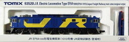 【中古】Nゲージ/TOMIX 93520 JR EF64 1000形電気機関車(1010号機・JR貨物試験色・登場時)【A】