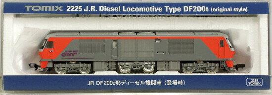 鉄道模型, ディーゼル機関車 NTOMIX 2225 JR DF200 0()A