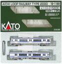 【中古】Nゲージ/KATO 10-1168 愛知環状鉄道2000系 青帯 2両セット【A】