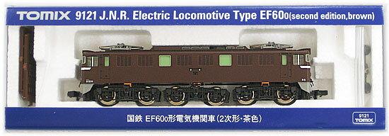 鉄道模型, 電気機関車 NTOMIX 9121 EF60 0(2)A