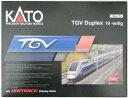 【中古】Nゲージ/KATO K10916 SNCF(フランス国鉄) TGV Duplex 10両セット【A】