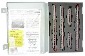 【鉄道模型 Nゲージ】【中古】Nゲージ/TOMIX 92854 小田急 ロマンスカー 7000形 LSE 復活旧塗装...