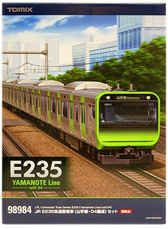 鉄道模型, 電車 NTOMIX 98984 JR E235(04) 11 A