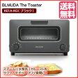【送料無料】バルミューダ スチームオーブントースター K01A-KG(ブラック)BALMUDA The Toasterスチーム式トースター:02P03Dec19