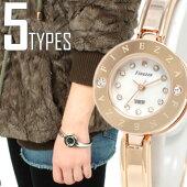 今月のピックアップアイテム!フィネッツァ腕時計[Finezza]Finezza腕時計フィネッツァ時計Finezza腕時計フィネッツァ時計Finezza時計レディース[天然ダイヤバングルウォッチ]
