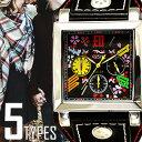 コグ 腕時計 cogu 時計 メンズ レディース ブラック CHS-S...