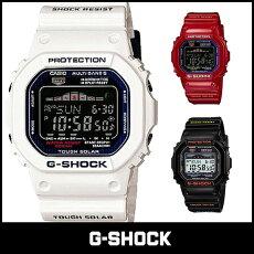[送料無料]カシオ腕時計[CASIO時計](CASIO腕時計カシオ時計)ジーショックジーライド(G-SHOCKG-LIDE)メンズ腕時計/ブラック/CASIO-GWX-5600C-7JF[デジタル/タフソーラー/電波時計/液晶/防水/ホワイト]