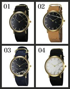 アナログウォッチ腕時計[analogWatchCo.時計](analogWatchCo.腕時計アナログウォッチ時計)クラシックマーブル(Classic)腕時計[新作/正規品/人気/シンプル/ユニーク/大理石/高級/レザー/革/おしゃれ/オススメ/ギフト/プレゼント][送料無料]