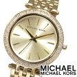 マイケルコース 時計 レディース 女性 [ MICHAEL KORS WATCH ] 腕時計 ゴールド/MK3191 [おしゃれ 海外ブランド NY キラキラ クリスタル][プレゼント/ギフト]
