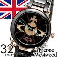 ヴィヴィアンウエストウッド腕時計 [ VivienneWestwood時計 ]( Vivienne Westwood 腕時計 ヴィヴィアン ウエストウッド 時計 ) ( Imperialist )レディース時計/ブラック/VV067RSBK