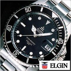 ★新作腕時計入荷★ ELGIN腕時計 [ エルジン時計 ] ELGIN 腕時計 エルジン 時計 ディープシー (...
