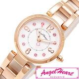 【正規品】 エンジェルハート 腕時計 Angel Heart 時計 ラブタイム [ Love Time ] レディース ホワイトダイヤル LV23PW [ プレゼント 人気 生活 防水 ]