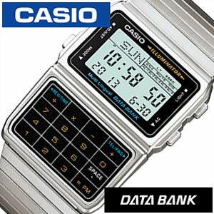 今月のピックアップアイテム! CASIO DATABANK腕時計[カシオ時計 データバンク] DATA BANK 腕時...