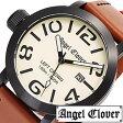【5年延長保証】 エンジェルクローバー 時計[ AngelClover 時計 ]エンジェル クローバー 腕時計 [ Angel Clover 腕時計 ]エンジェルクローバー時計[ AngelClover時計 ]エンジェルクローバー腕時計 AngelClover腕時計 レフトクラウン/メンズ/カモフラ/迷彩 LC45BSB-LB
