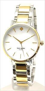 ケイトスペード腕時計[katespade時計](katespadenewyork腕時計ケイトスペード時計)グラマシー(gramercy)レディース時計/ホワイト/1YRU0005[セレブクラシック]