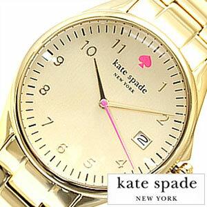 ケイトスペード腕時計[katespade時計](katespadenewyork腕時計ケイトスペード時計)シーポート(SEAPORTGRAND)レディース時計/ベージュ/1YRU0030[セレブクラシック]