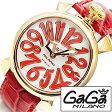 ガガミラノ 腕時計 [ GaGa MILANO 時計 ] ガガ ミラノ マヌアーレ [ MANUALE ] 40MM ホワイト メンズ レディース 50215 [ 人気 ]