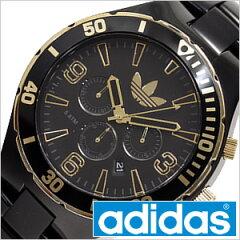 [送料無料]アディダス腕時計 [ adidas時計 ]( adidas 腕時計 アディダス 時計 ) オリジナルス メルボルン ( ORIGINALS Melbourn ) メンズ時計/ブラック/ADH2743