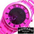 ロマゴデザイン 腕時計 メンズ 男性 [ ROMAGO DESIGN ] ロマゴ 時計 スーパー レジェーラ ピンク RM028-0287AL-PK [ 祝い ギフト ]