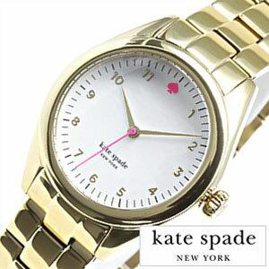 ケイトスペード腕時計[katespade時計](katespadenewyork腕時計ケイトスペード時計)レディース時計/ホワイト/1YRU0027[セレブクラシック]