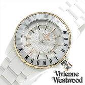 ヴィヴィアン 時計 VivienneWestwood 時計 ヴィヴィアンウエストウッド腕時計 Vivienne Westwood 腕時計 ヴィヴィアン ウエストウッド 時計 ビビアンウエストウッド ビビアン ヴィヴィアン Vivienne スローン II Sloane II レディース ホワイト VV088RSWH