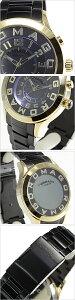 ロマゴデザイン腕時計[ROMAGODESIGN時計](ROMAGODESIGN腕時計ロマゴデザイン時計)/メンズ/レディース/男女兼用/ユニセックス腕時計/ゴールド/RM015-0162SS-GDBK[おしゃれゴールド送料無料]