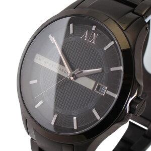 アルマーニエクスチェンジ腕時計[ArmaniExchange時計](ArmaniExchange腕時計アルマーニエクスチェンジ時計)メンズレディースユニセックス/男女兼用腕時計/ブラック/AX2104[海外モデル逆輸入レアビジネスおしゃれ送料無料]