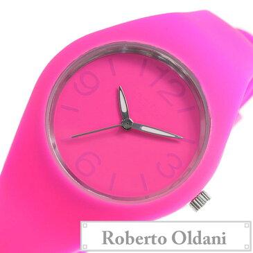 ロベルトオルダーニ腕時計 Roberto Oldani 時計 Roberto Oldani 腕時計 ロベルト オルダーニ 時計 レディース RO-091-PK キッズ 子供 娘 姪 ピンク かわいい おしゃれ 目立つ プレゼント ギフト 新生活 母の日