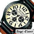 【5年延長保証】 エンジェルクローバー 時計[ AngelClover 時計 ]エンジェル クローバー 腕時計 [ Angel Clover 腕時計 ]エンジェルクローバー時計/ AngelClover腕時計 ブラック マスター ミリタリー/メンズ/ブラック BM46BSB-LB [ミリタリーウォッチ]