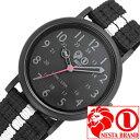 【正規品】 ネスタブランド 腕時計 NESTA 時計 サンタ モニカ [ Santa Monica ] メンズ レディース ブラック SA38BBBK [ おしゃれ グレー 黒 ]