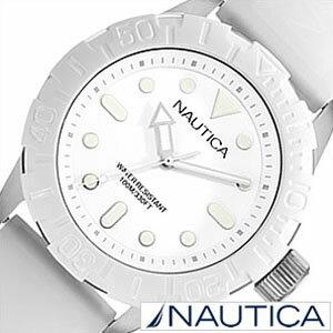 ノーティカ腕時計[NAUTICA時計](NAUTICA腕時計ノーティカ時計)ジェリースポーツシーオブカラー(NSR100SPORTSEAOFCOLOR)メンズレディースユニセックス/男女兼用腕時計/ホワイト/A09603G[送料無料アナログおしゃれ]