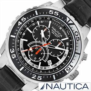 【5年保証対象】ノーティカ腕時計 NAUTICA時計 NAUTICA 腕時計 ノーティカ 時計 クロノ スポーツ アクティブ NST700 SPORT ACTIVE メンズ ブラック ホワイト A14678G アナログ おしゃれ 通販 アメリカン ブランド 送料無料 プレゼント 祝い