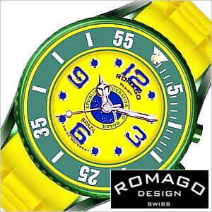 ★新作腕時計入荷★ ROMAGODESIGN腕時計 [ ロマゴデザイン時計 ] ROMAGO DESIGN 腕時計 ロマゴ ...