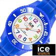 【5年延長保証】【正規品】 アイスウォッチ 腕時計 [ ICE WATCH 時計 ] アイス ミニ ブルー ICE mini メンズ レディース ブルー MNBEMS [ 人気 防水 軽量 スポーツウォッチ スポーツ ]