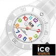 【5年延長保証】 アイスウォッチ 時計 [ ICEWATCH ] アイス ウォッチ 腕時計 [ ice watch ] アイス [ ice 時計 ] アイス時計 ice時計 アイス ミニ ホワイト ICE mini メンズ レディース ホワイト MNWEMS [ 人気 防水 軽量 スポーツウォッチ スポーツ ]