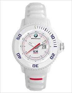 アイスウォッチ腕時計[IceWatch時計](IceWatch腕時計アイスウォッチ時計送料無料)BMWモータースポーツ(BMWMotorsport)メンズ腕時計/ホワイトレッドブルー/BMSIWESS[おしゃれスポーツ軽量BM.SI.WE.S.S3針MiniWhite]