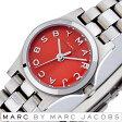 マークバイマークジェイコブス 時計 レディース 女性 [ MARC BY MARC JACOBS ] 腕時計 マークジェイコブス 時計 ヘンリー Henry Dinky オレンジ MBM3326