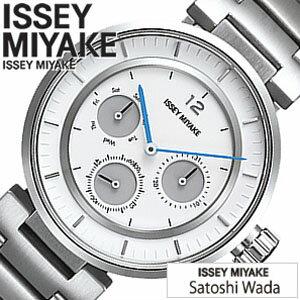 イッセイミヤケ腕時計[ISSEYMIYAKE時計](ISSEYMIYAKE腕時計イッセイミヤケ時計)ダブリュー((W))ユニセックス/男女兼用腕時計/ホワイト/SILAAB01[和田智デザイン人気おしゃれアイコン][送料無料]