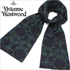 [あす楽] VivienneWestwoodマフラー [ ヴィヴィアンウエストウッドストール ] Vivienne Westwoo...