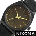 [当日出荷] ニクソン 時計 NIXON 時計 ニクソン 腕時計 NIXON ニクソン時計 NIXON時計 タイムテラー TIME TELLER メンズ レディース イエロー A045-1354 アナログ 海外モデル オレンジティント ブラック 黒 橙 3針 サーフィン 防水 [ プレゼント ギフト 2020 ]