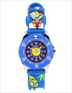 ベビーウォッチ腕時計置き時計目覚まし時計[BabyWatch時計](BabyWatch腕時計置き時計目覚まし時計ベビーウォッチ時計)海賊男の子キッズ子供用腕時計置き時計目覚まし時計/ネイビー/BW-SET002[アナログ子供用腕時計目覚まし時計セットフランスパリ]