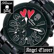 【5年延長保証】 エンジェルクローバー [ Angel Clover 時計 ] ロエン [ ROEN ] コラボレーションモデル メンズ ブラック ES43RONN [ オールブラック ]