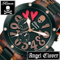 ���󥸥��륯�?�С��ӻ���[AngelClover����](AngelClover�ӻ��ץ��󥸥��륯�?�С�����)�?�󥳥�ܥ졼�����(RoenCollaboration)����ӻ���/�֥�å�/ES43ROZZ[����̵�����ʥ?/����Υ���ո����ǥ�600�ܥ֥饦��/����С���/��/��5��]