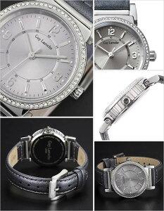 [送料無料]ギラロッシュ腕時計[GuyLaroche時計](GuyLaroche腕時計ギラロッシュ時計)レディース腕時計/シルバー/L2006-01[アナログTIMEPIECESレディースウォッチブラック黒/銀3針]