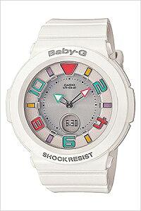[送料無料]カシオ腕時計[CASIO時計](CASIO腕時計カシオ時計)ベイビージー(BABY-G)レディース腕時計/シルバー/CASIO-BGA-1601-7BJF[アナデジ/タフソーラー/電波時計/デジタル/液晶/防水/マルチカラー/ホワイト]