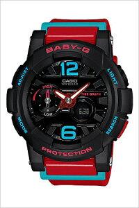 [送料無料]カシオ腕時計[CASIO時計](CASIO腕時計カシオ時計)ベイビージー(BABY-G)レディース腕時計/ブラック/CASIOW-BGA-180-4B[アナデジ/デジタル/液晶/防水/レッド/ブルー/グレー]